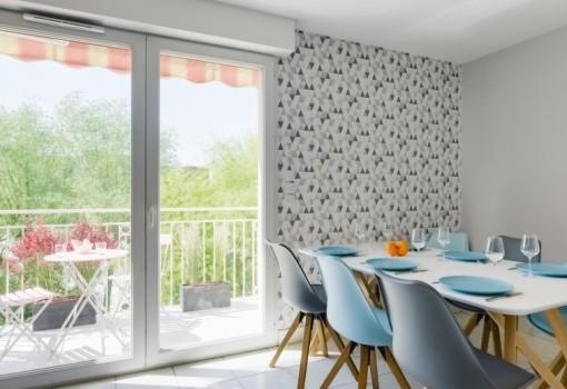 Apartmán Callenville (Deauville-Trouville)