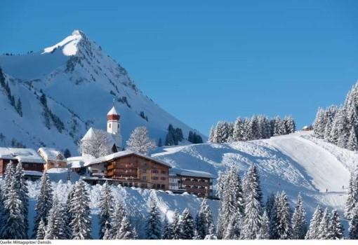 Alpen Mittagspitze
