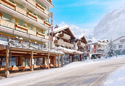 Central Wolter (Grindelwald)