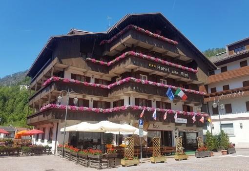 Alle Alpi (Alleghe)