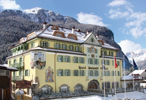 Schloss Hotel & Club Dolomiti