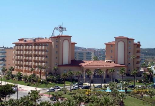Grand Hotel La Hacienda
