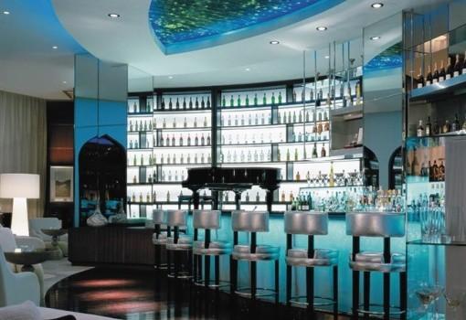 Shangri-La´s Barr - Al Waha Hotel