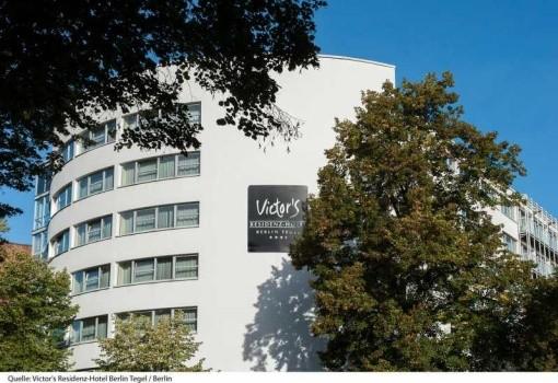 Victor''s Residenz Hotel Berlin Tegel