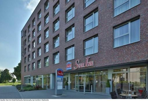 Star Inn Karlsruhe Siemensallee by Comfort