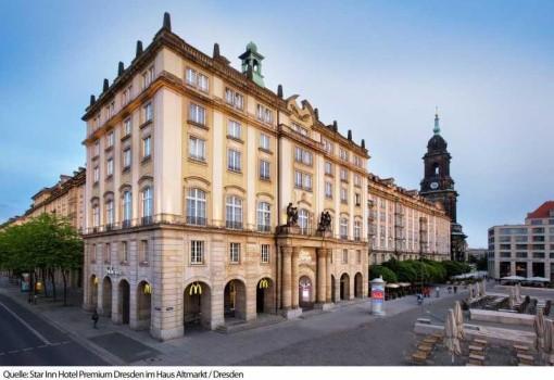 Star Inn Premium Dresden im Haus Altmarkt by Quality