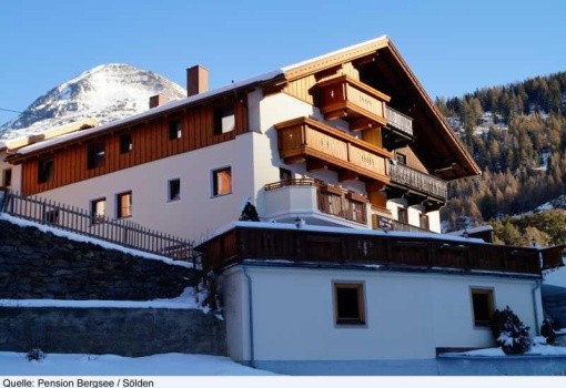 Penzion Bergsee