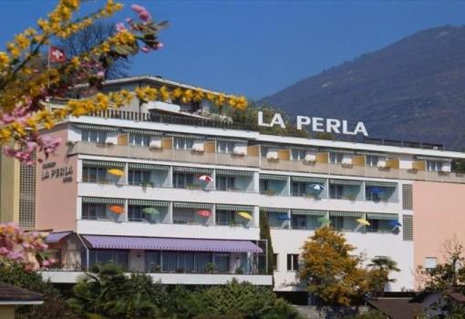 Ville La Perla (Nebenhäuser vo (Ascona/Lago Maggiore)