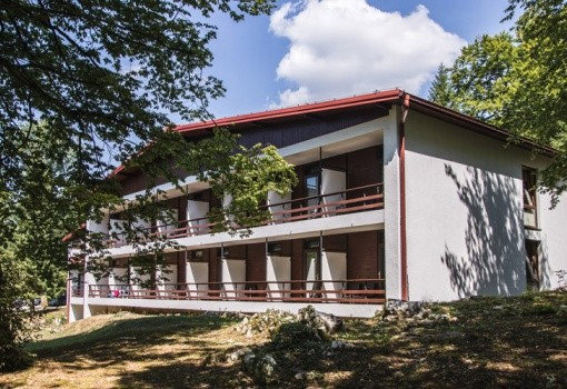 Bellevue, Plitvice, Jezero