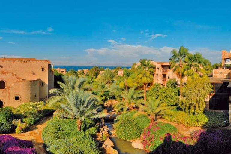 TOP 7 najlepšie hotely v Jordánsku