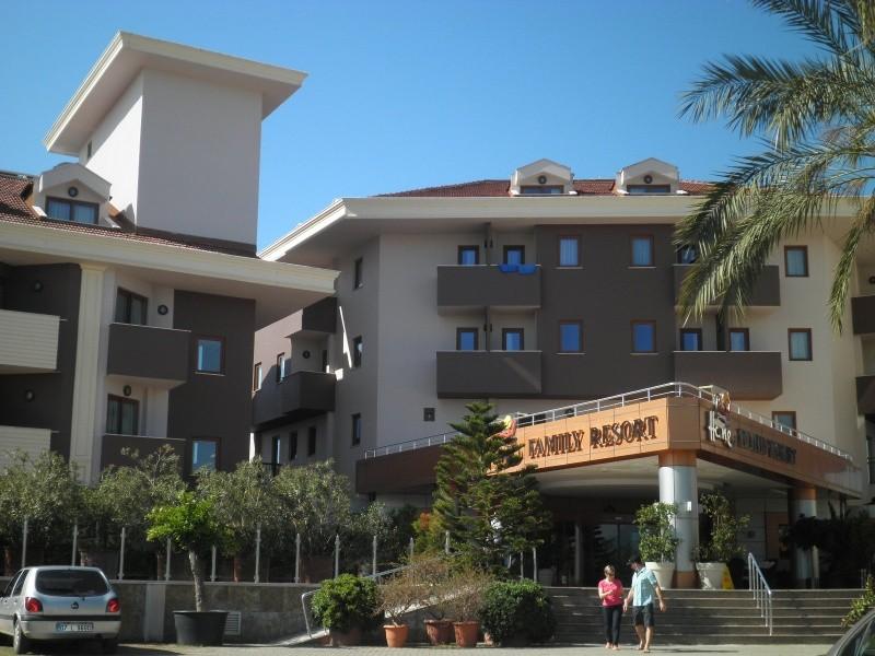 Hotel Primasol Hane Family Resort Recenzie Hotela