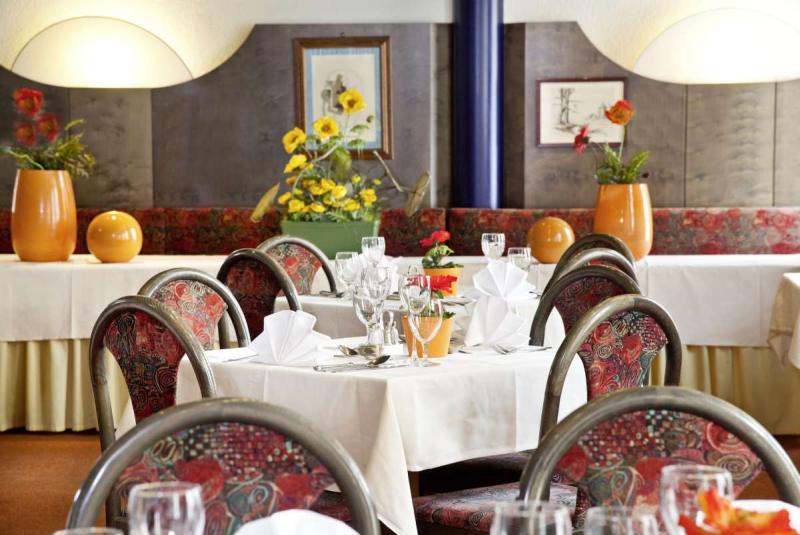 innsbruck alpinpark hotel: