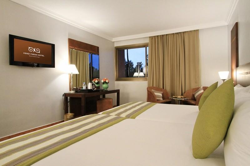 Mínus 45! Kenzi Sidi Maarouf hotel 1 ◐.