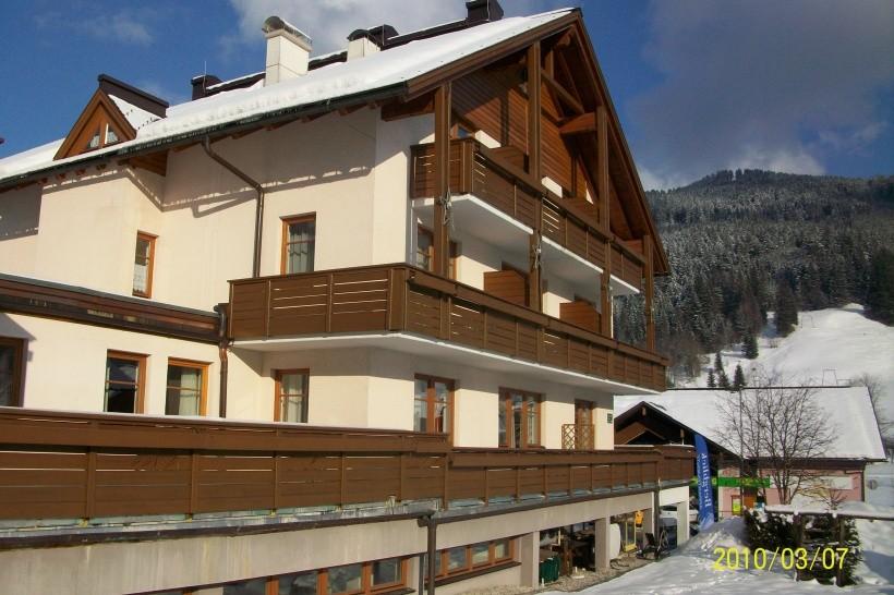 Apartmány Bergblick