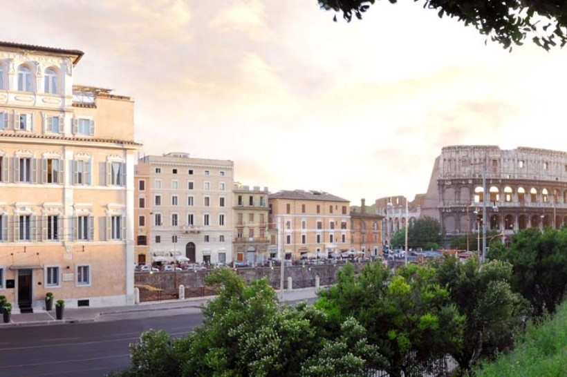Gladiatori Palazzo Manfredi