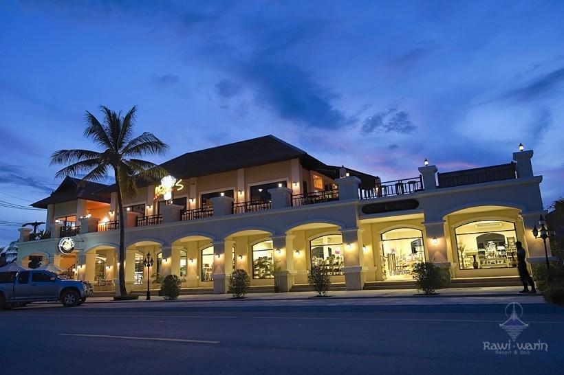 Rawi Warin Resort and Spa