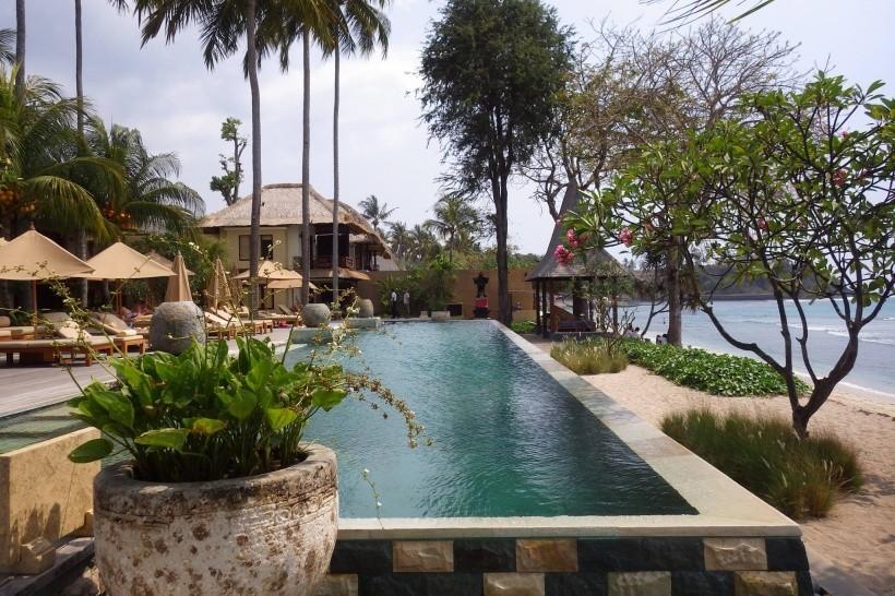 Qunci Villas (Senggigi Beach)
