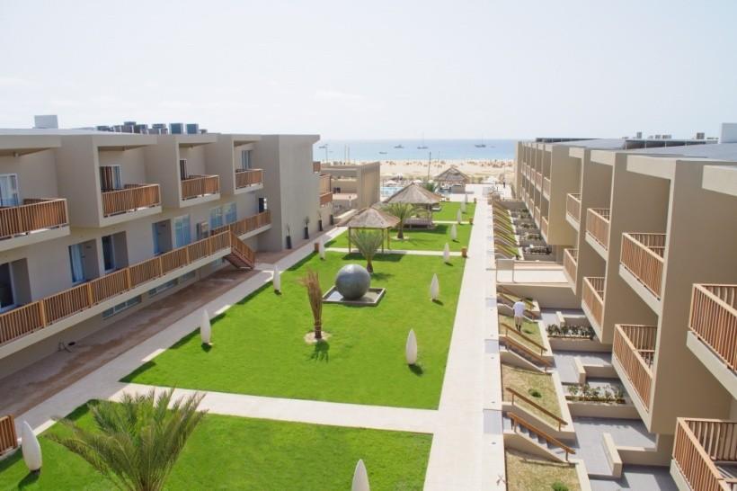 Oasis Salinas Sea