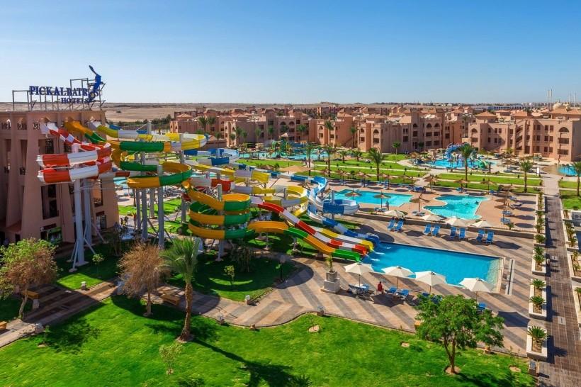 Pickalbatros Aqua Park Hurghada
