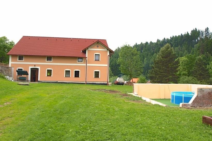 Chalupa Adršpach 3419