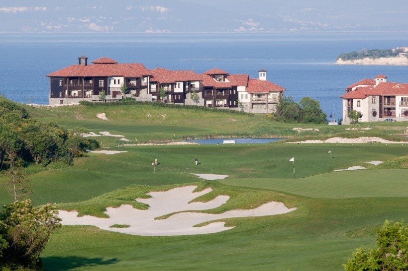 Thracian Cliffs Golf & Beach Resort (Bozhurets)