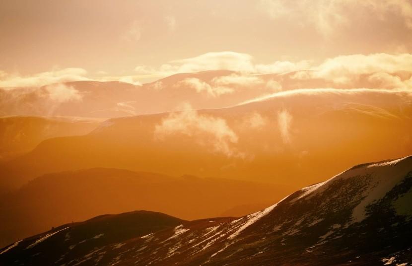 NP Cairngorms, Škótsko