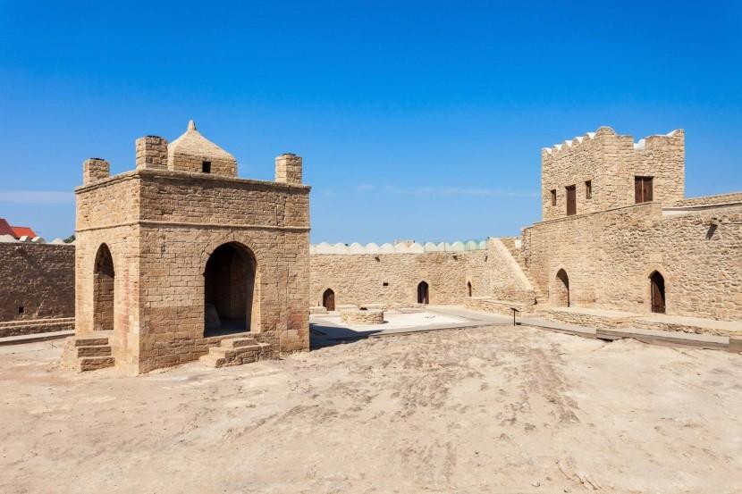 Chrám večného ohňa Atashgah