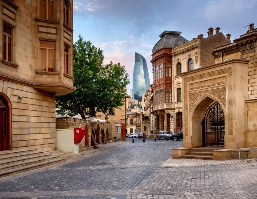Baku, Ázerbajdžán