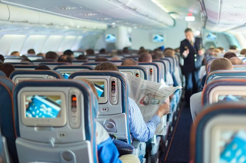 Ekonomická trieda Airbusu A380