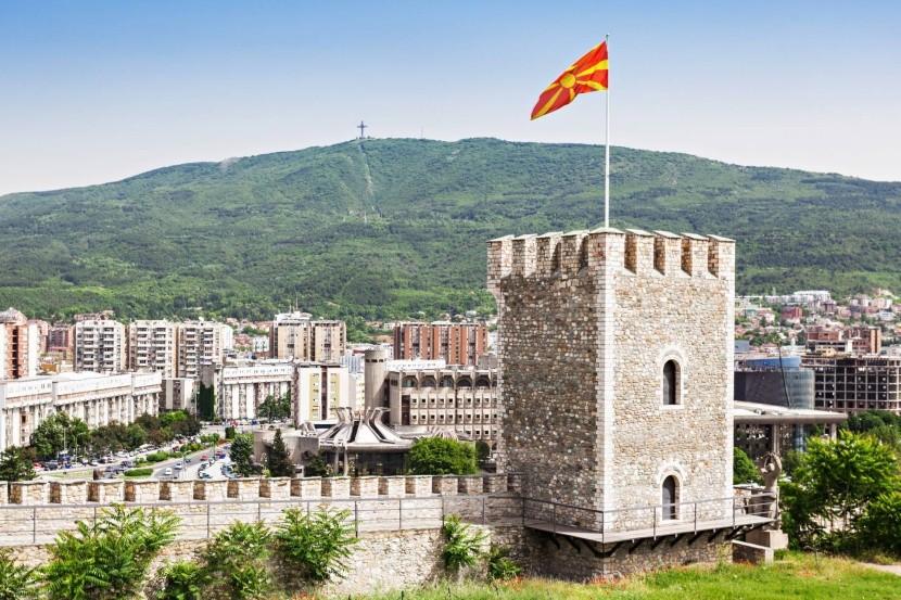Turecká pevnosť Kale