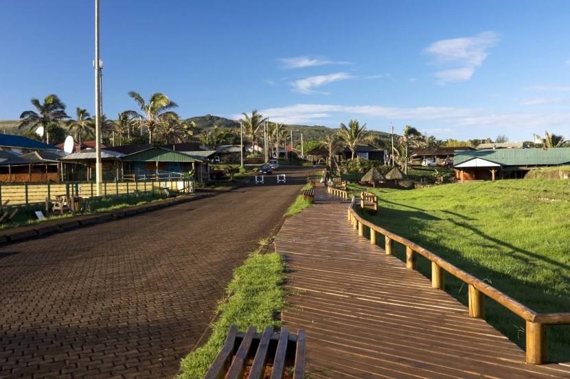 Hanga Roa, Veľkonočný ostrov