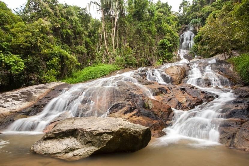 Vodopád Namuang, Koh Samui