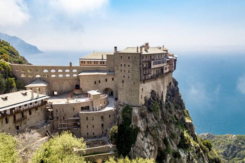 Mníšsky štát na vrchu Athos