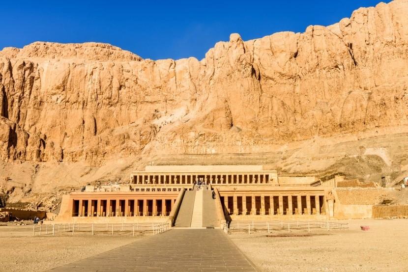 Zádušný chrám kráľovnej Hatšepsut