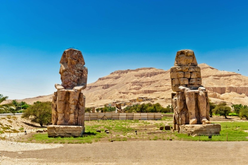 Memnonove kolosy
