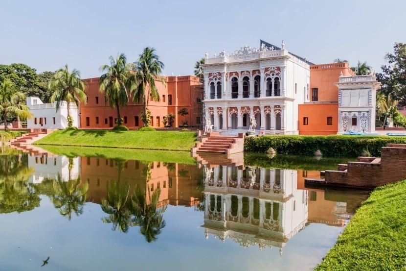 Palác Sadarbari Rajbar, Sonargaon