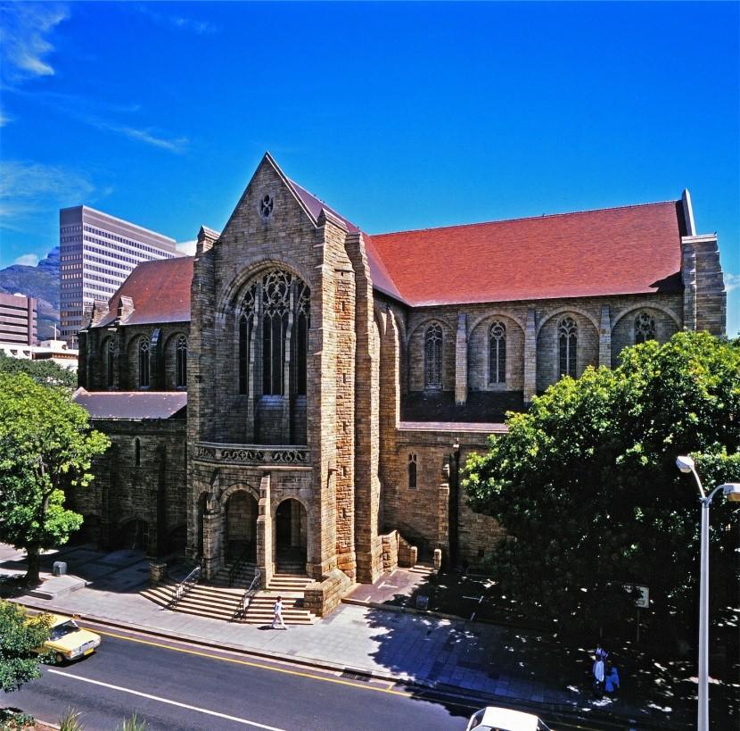 Katedrála sv. Juraja, Kapské Mesto