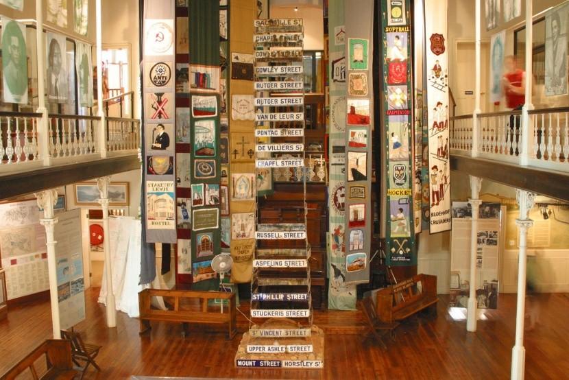 District Six Museum, Kapské Mesto