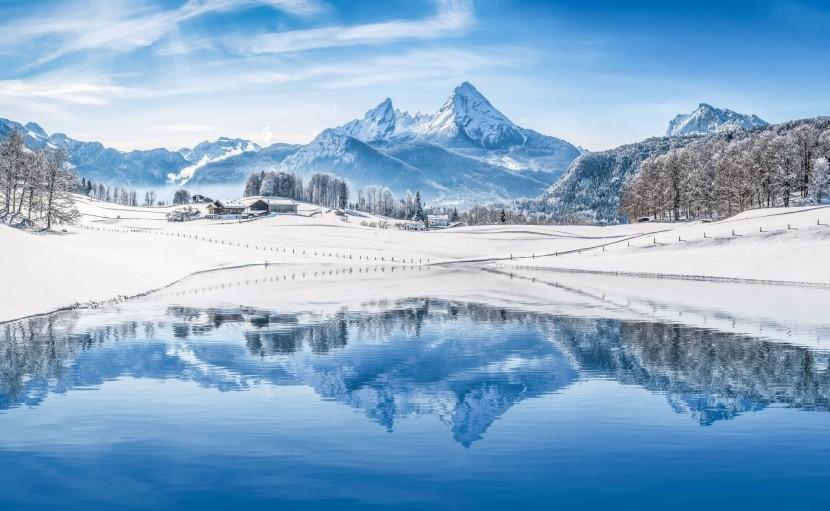 Čarovná príroda Švajčiarskych Álp