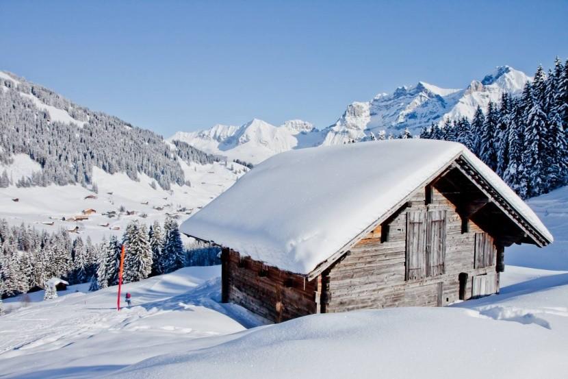 Berner Oberland, Švajčiarske Alpy