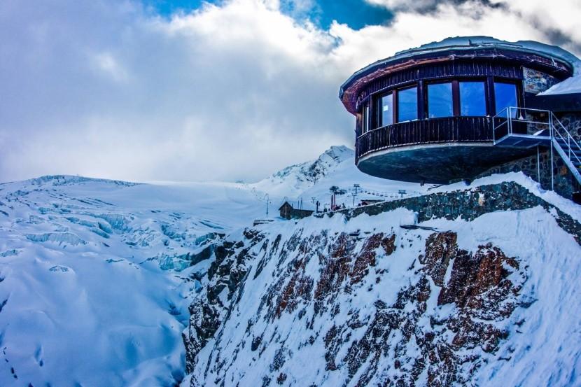 Saas Fee, Švajčiarsko