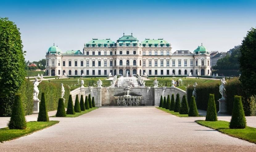 Belvedere, Viedeň, Rakúsko