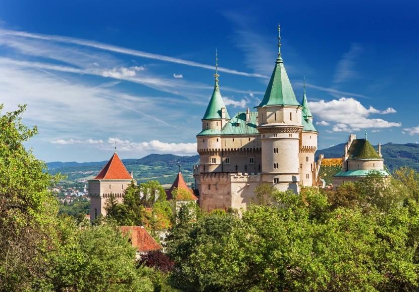 Bojnice, Slovensko