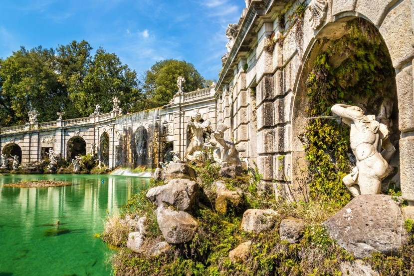 Reggia di Caserta, Taliansko