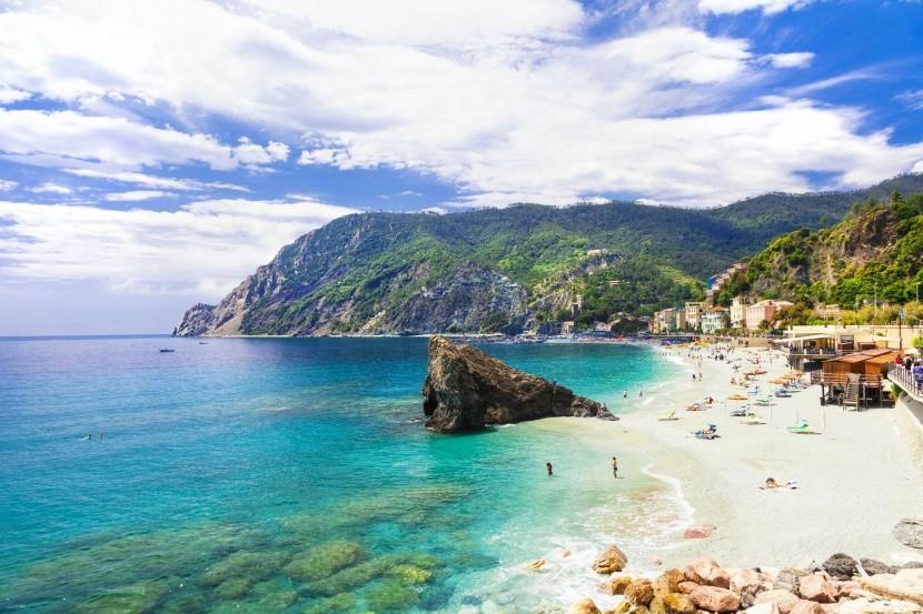 Monterosso al Mare, Cinque Terre, Taliansko