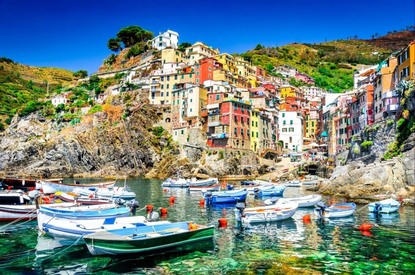 Riomaggiore, Cinque Terre, Taliansko