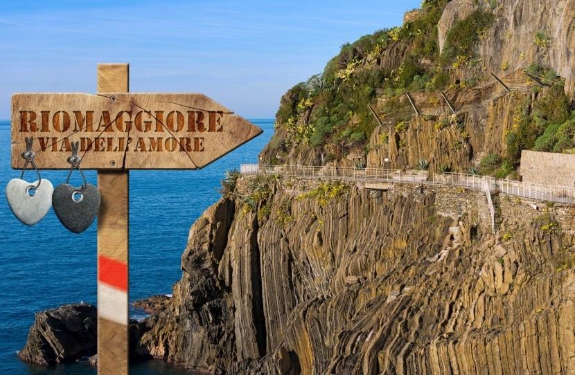 Chodník milencov, Cinque Terre, Taliansko