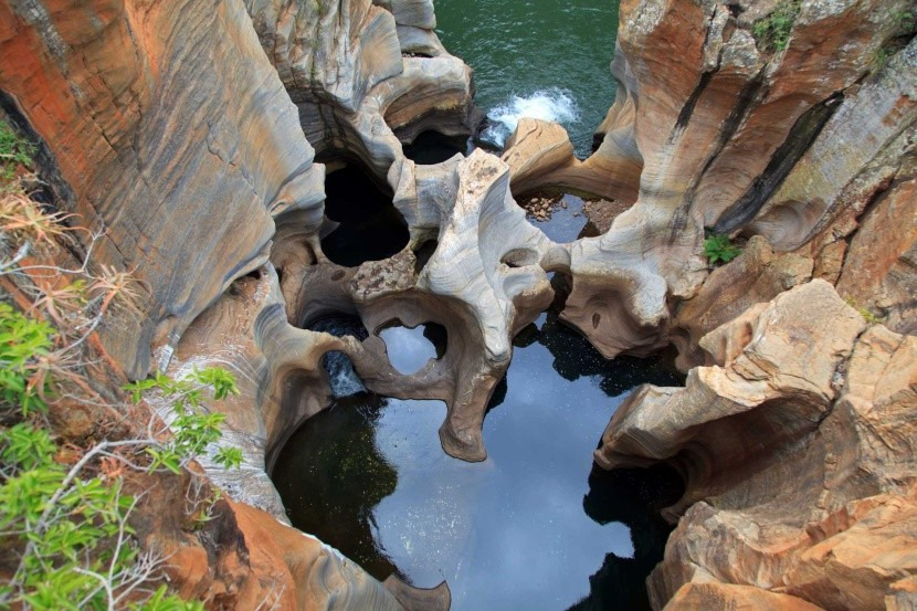 Bourke's Luck Potholes, Juhoafrická republika