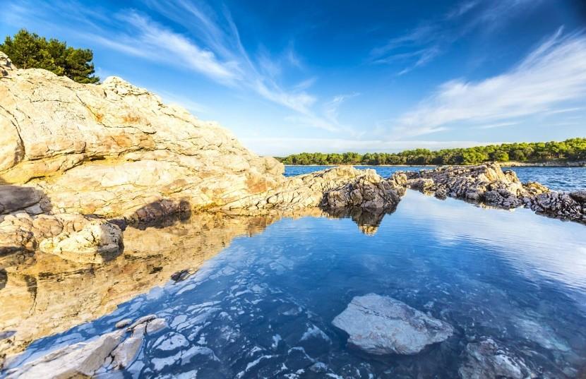 Pobrežie Istrie, Chorvátsko