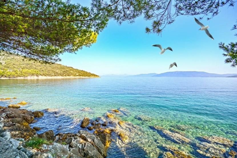 Ostrov Cres, Chorvátsko